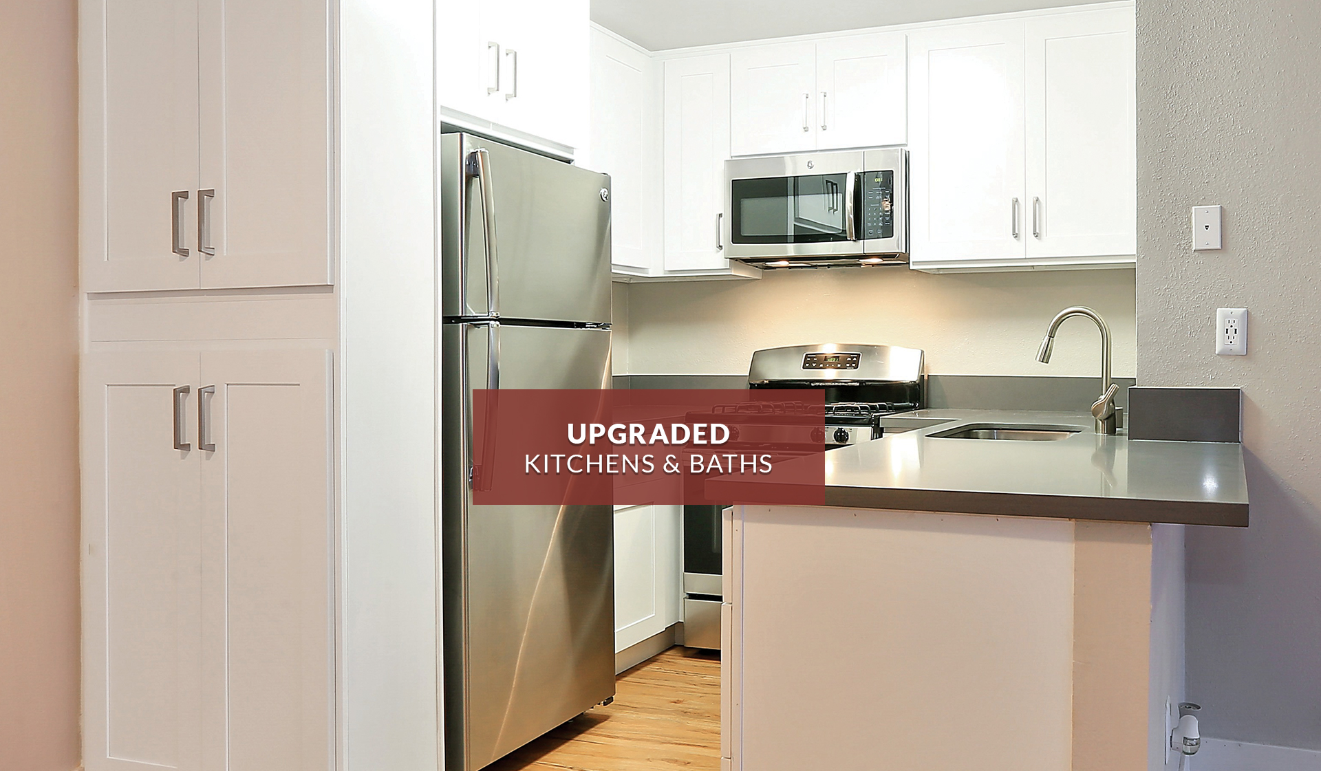 Indian Oaks Apartments - Upgraded Kitchens - Simi Valley, CA