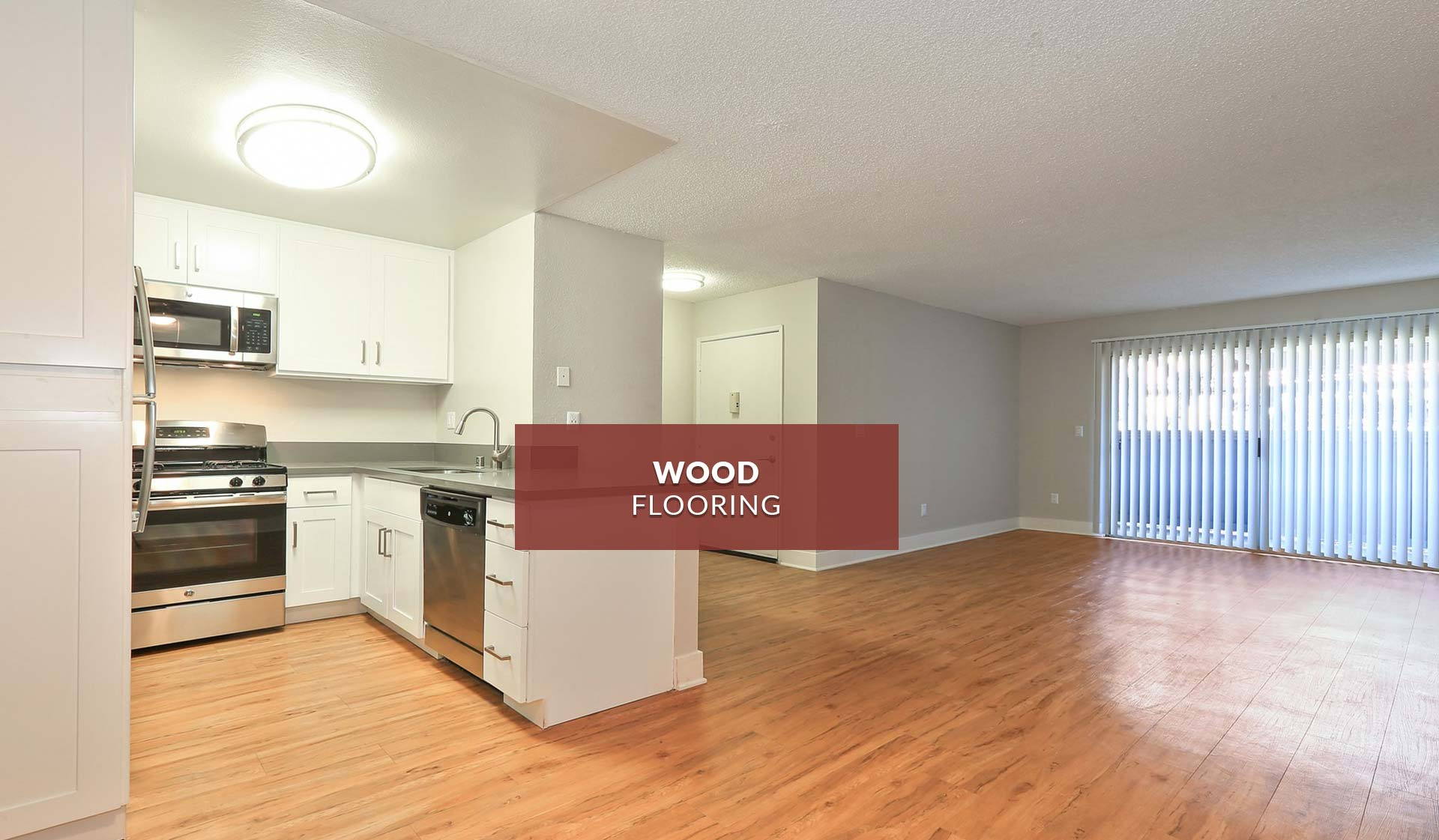 Indian Oaks Apartments - Wood Flooring - Simi Valley, CA