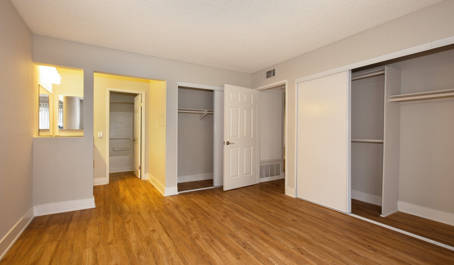 Indian Oaks Apartments - Closet Space - Simi Valley, CA